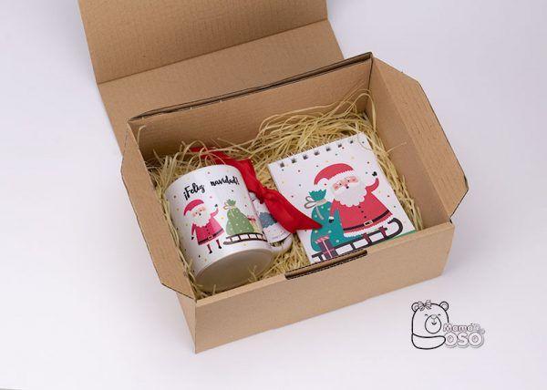 pack regalo navidad maestras