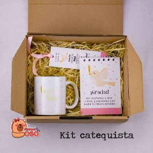 Kit regalo para catequista