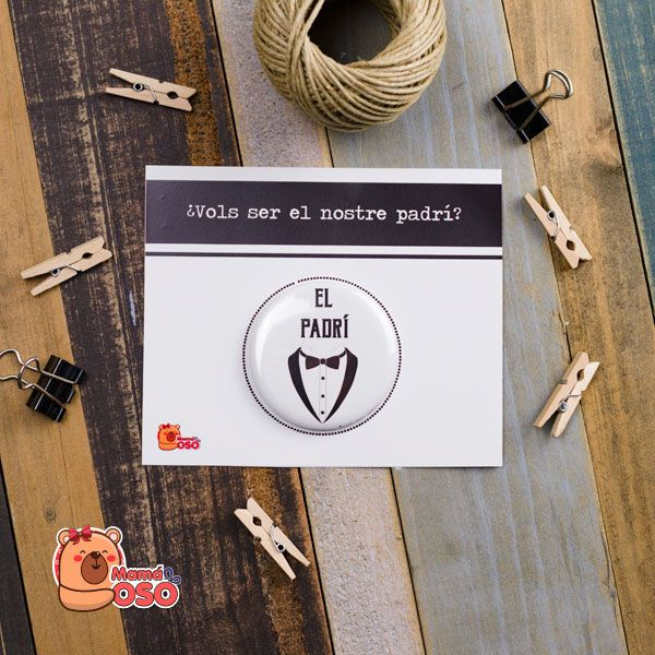 tarjeta el padrí catalan