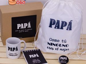 Kit regalo día del padre