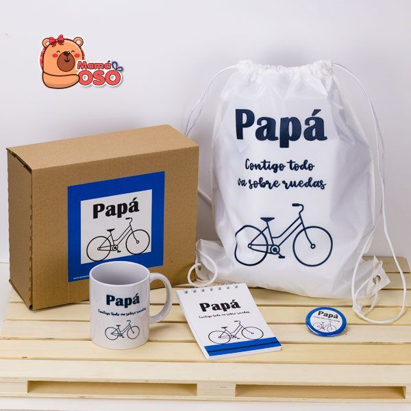 kit regalo día del padre