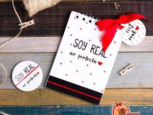 Pack regalo soy real