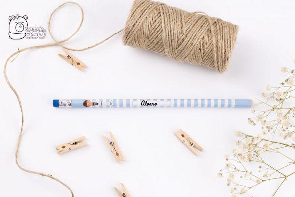 lápiz personalizado para primera comunión original