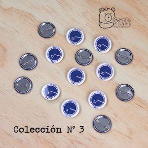 chapas essens coleccion 3