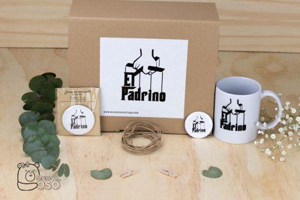 regalo para padrino de boda original y personalizado