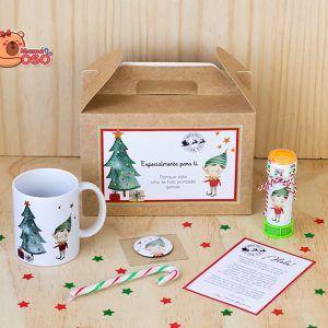 Regalo navidad personalizado para niños