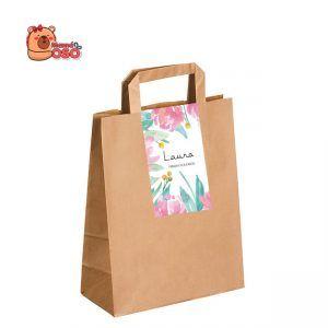 bolsa personalizada comunión niña