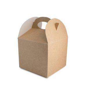 caja picnic kraft
