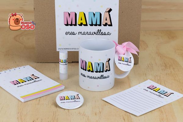 regalo día de la madre personalizado