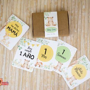 Baby Cards tarjetas de bebé